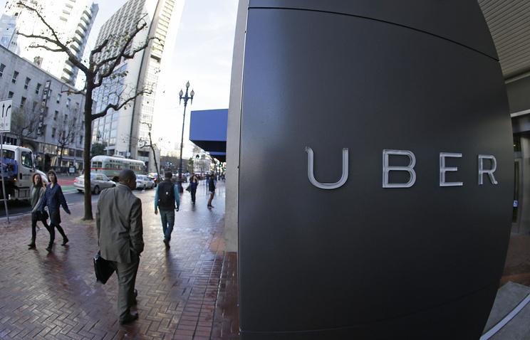 Штаб-квартира Uber