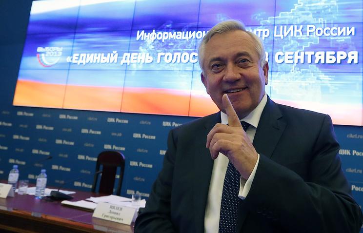 Заместитель руководителя ЦИК России Леонид Ивлев