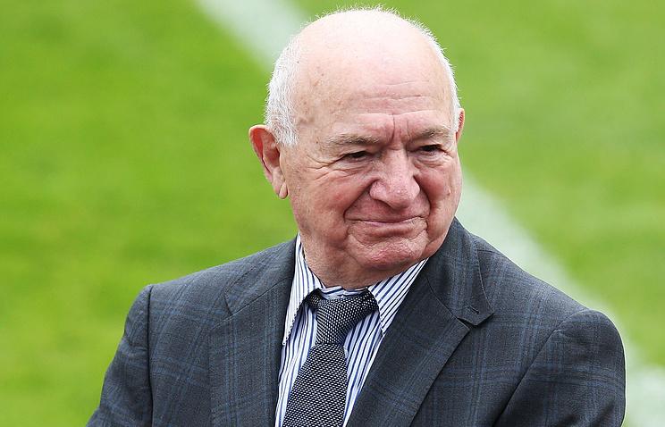 И.о. президента РФС Никита Симонян