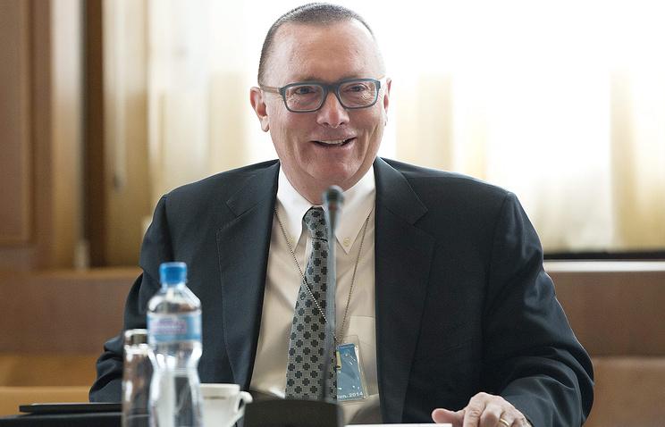 Заместитель генерального секретаря ООН по политическим вопросам Джеффри Фелтман