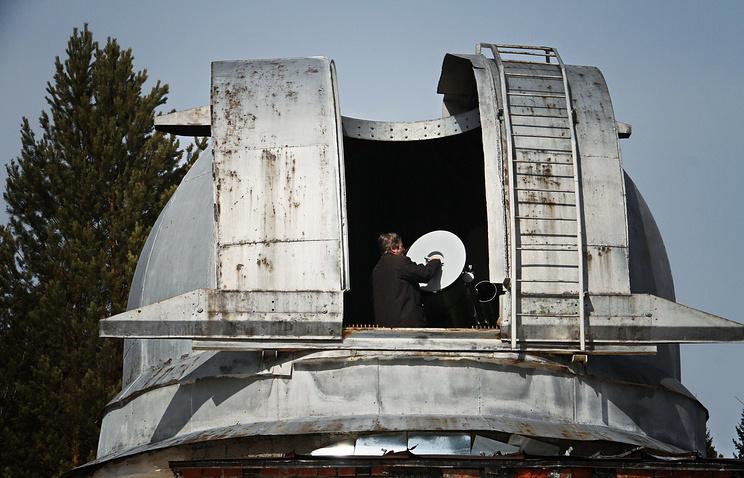 Коуровская астрономическая обсерватория