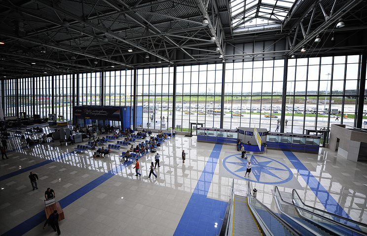"Терминал аэропорта ""Владивосток"""
