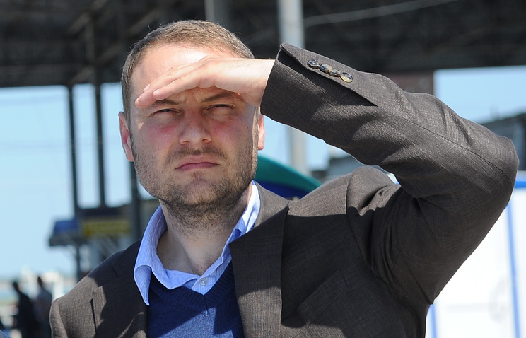 Андрей Скрынник