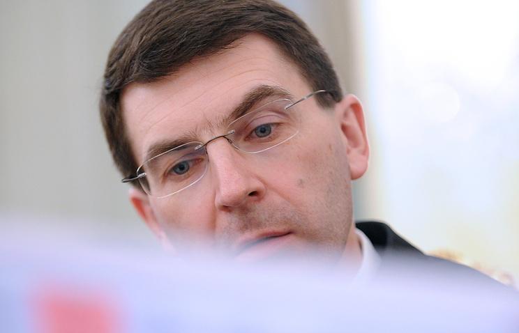 Помощник президента РФ Игорь Щеголев