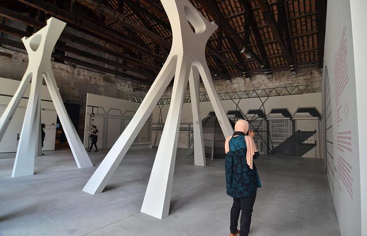 Архив. Подготовка к 14-й Международной архитектурной биеннале в Венеции