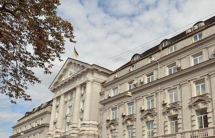 Штаб-квартира СБУ в Киеве