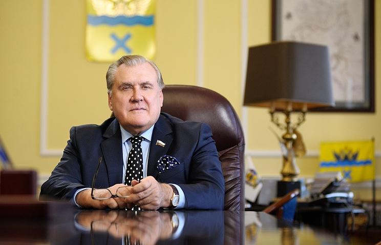 Мэр Оренбурга Юрий Мищеряков
