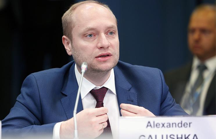 Министр РФ по развитию Дальнего Востока Александр Галушка