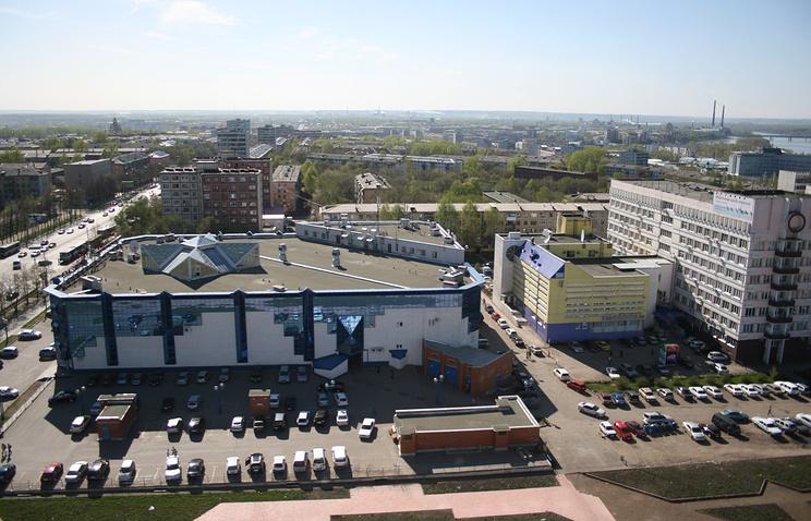 Вид Кемерово