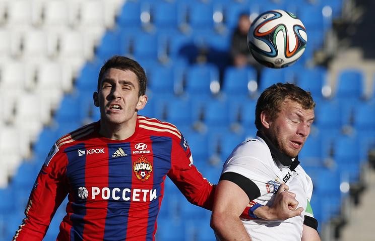 Константин Базелюк (слева)
