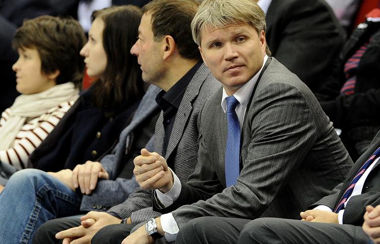 Заместитель министра спорта РФ Павел Колобков