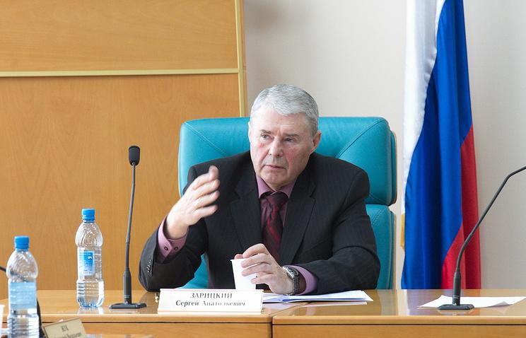 Сергей Зарицкий