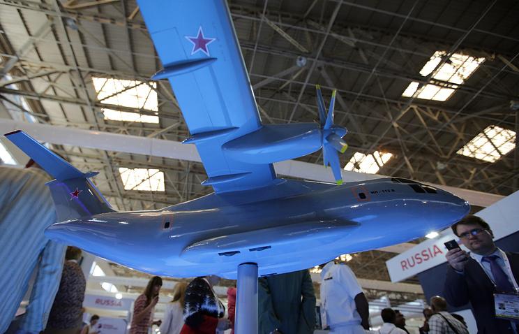 Макет Ил-112В