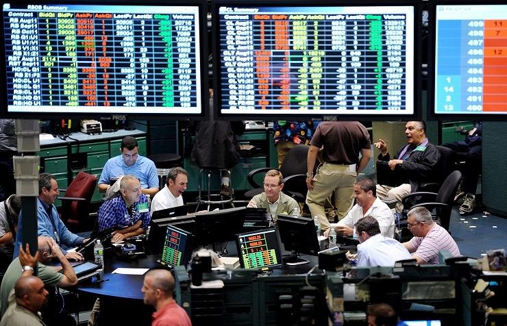 Нью-Йоркская товарная биржа NYMEX