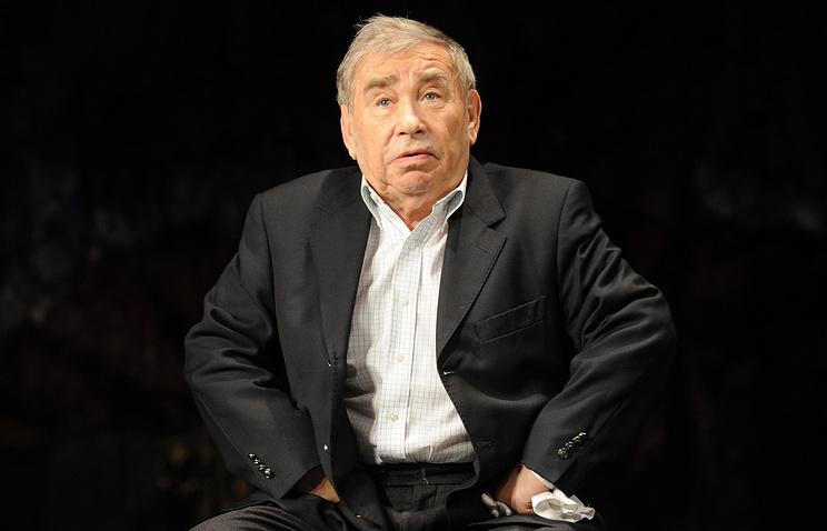 Актер Михаил Светин