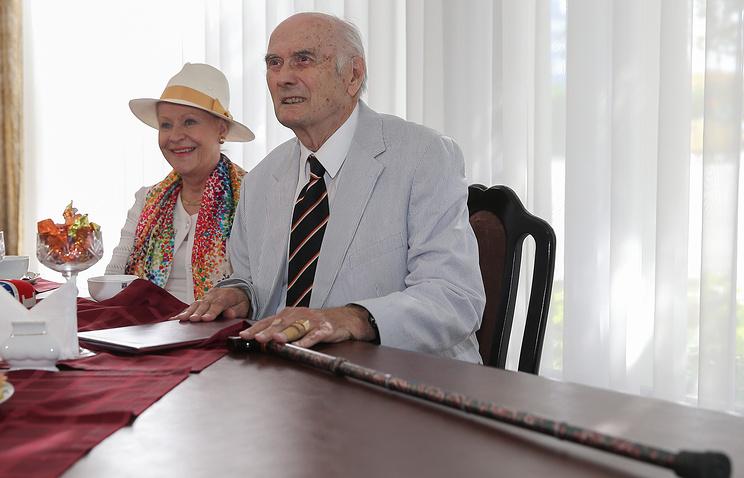 Князь Дмитрий Романов с супругой Доррит