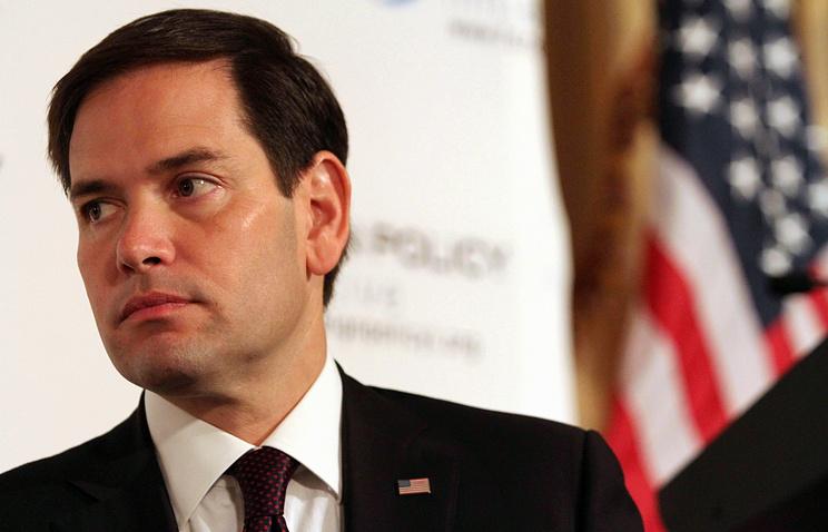 Сенатор Конгресса США от штата Флорида Марко Рубио