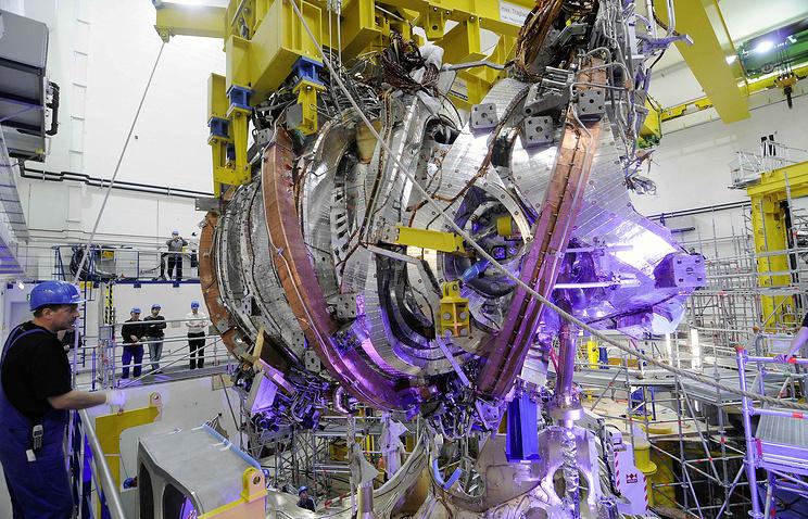 Архив. Термоядерный реактор