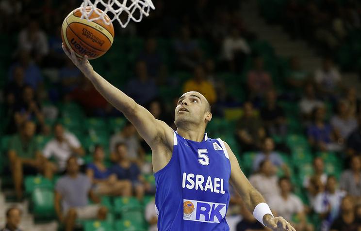 Баскетболист сборной Израиля Афик Ниссим