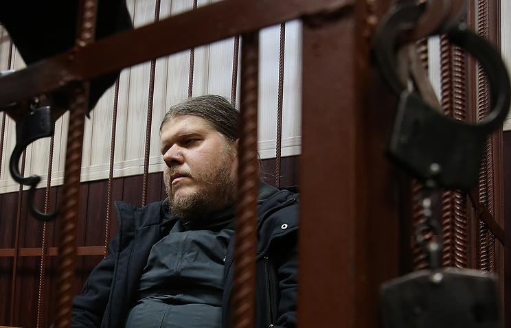 """Руководитель религиозной секты """"Бог Кузя"""" Андрей Попов"""