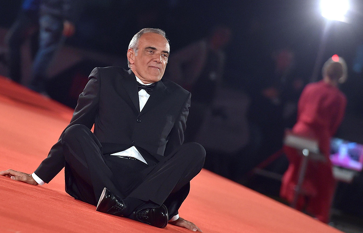 Руководитель Венецианского фестиваля Альберто Барбера