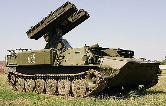 """ЗРК """"Стрела-10"""""""