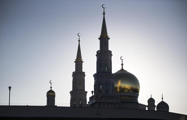 Комплекс Московской Соборной мечети