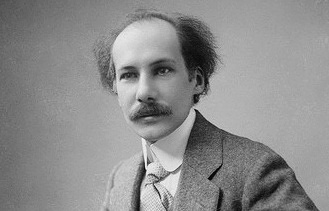 Андрей Белый, 1914 год