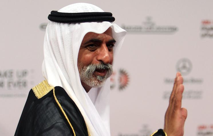 Нахайян бен Мубарак Аль Нахайян