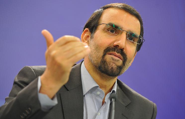 Посол ИРИ в РФ Мехди Санаи