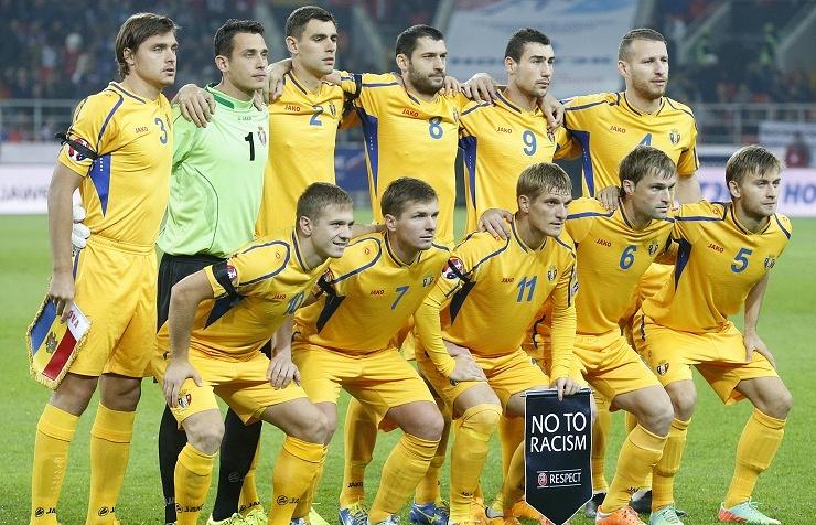 Сборная Молдавии по футболу