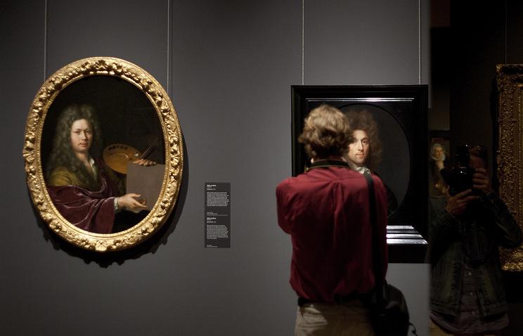 """Выставка """"Голландские автопортреты: селфи золотого века"""""""