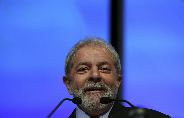 Бывший президент Бразилии Луис Игнасио Лула да Силва.