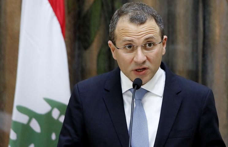 Глава МИД Ливана Джебран Басиль