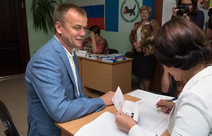 Бывший губернатор Иркутской области Сергей Ерощенко