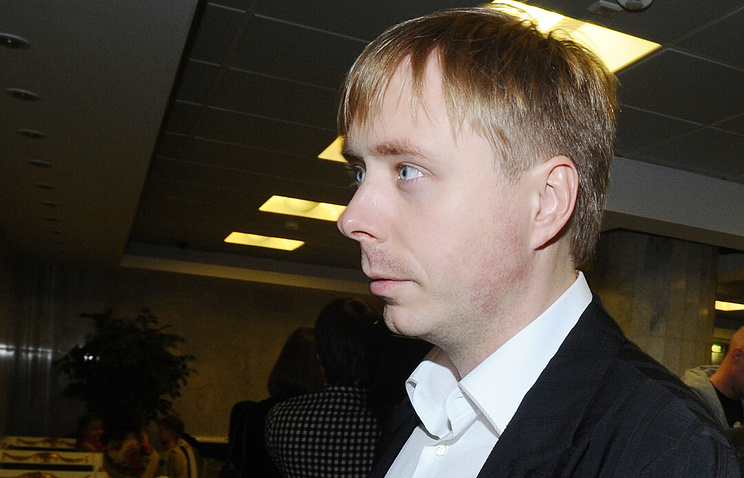Александр Масляков- младший