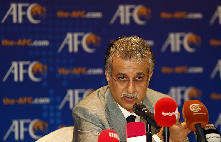 Шейх Бахрейна Салман бин Ибрагима аль-Халифа