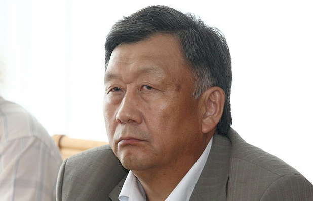 Директор томского НИИ онкологии Евгений Чойнзонов