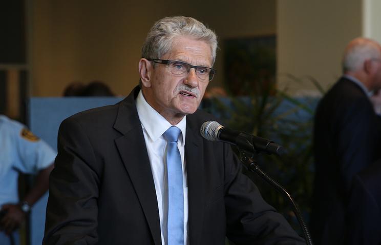 Председатель 70-й сессии Генеральной Ассамблеи Могенс Люккетофт