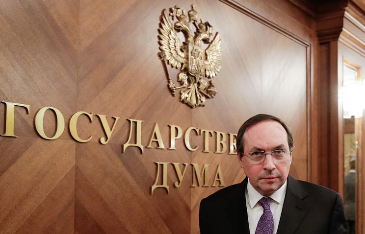 Председатель комитета Государственной думы РФ по образованию Вячеслав Никонов