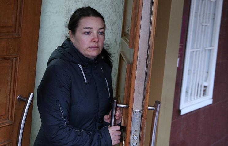 Наталья Тупякова, претендующая на усыновление Матвея Захаренко