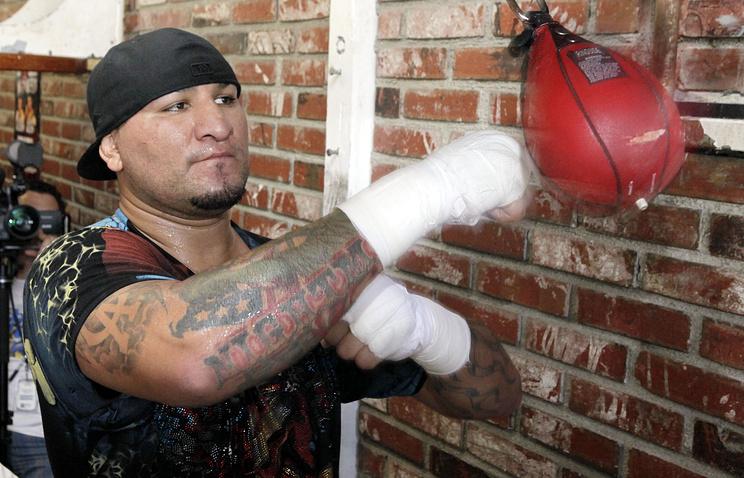 Боксер Крис Арреола дисквалифицирован на90 дней заупотребление марихуаны