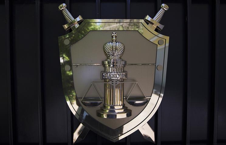 Эмблема Московского окружного военного суда