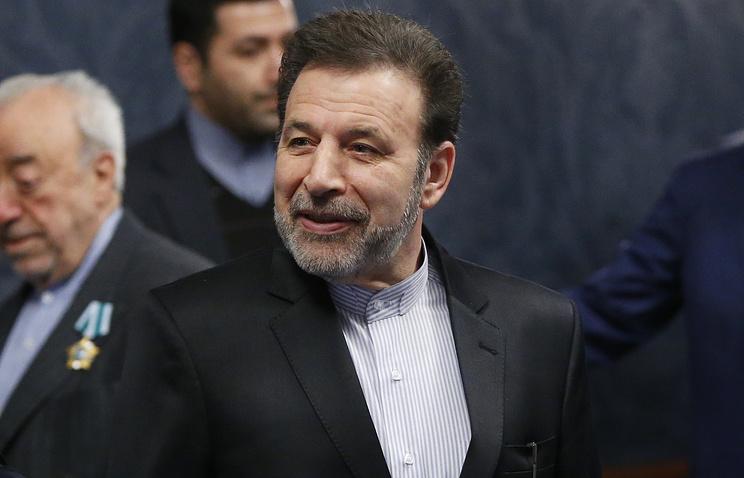 Министр информационно-коммуникационных технологий Ирана Махмуд Ваези