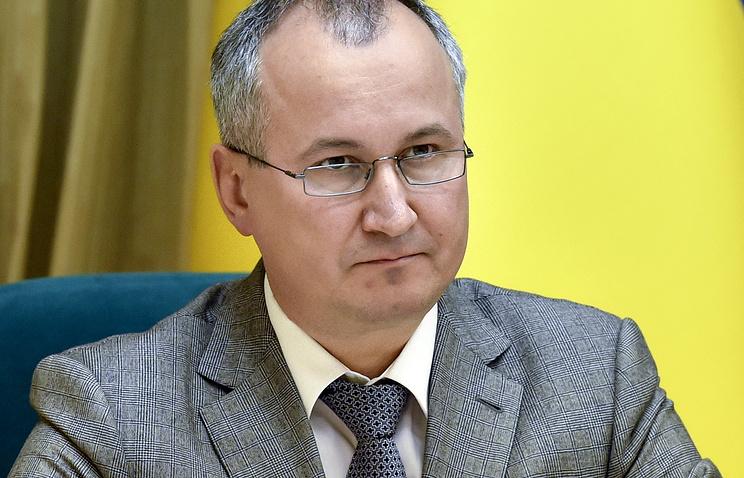 Новый глава Службы безопасности Украины Василий Грицак