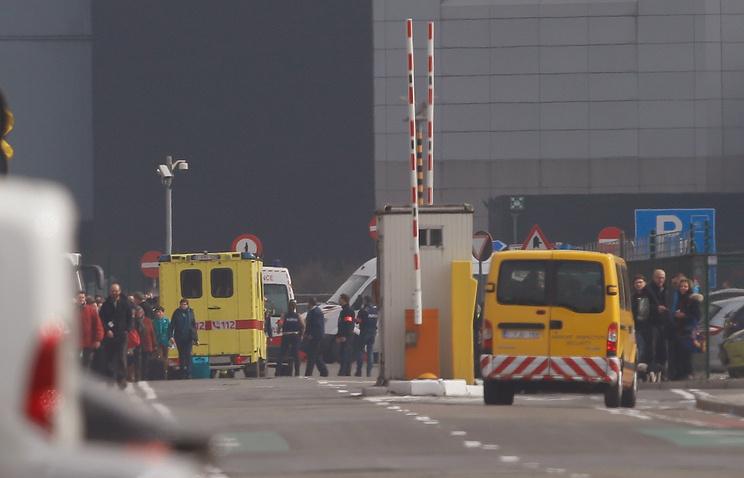 Международный аэропорт Брюсселя. 23 марта 2016 года