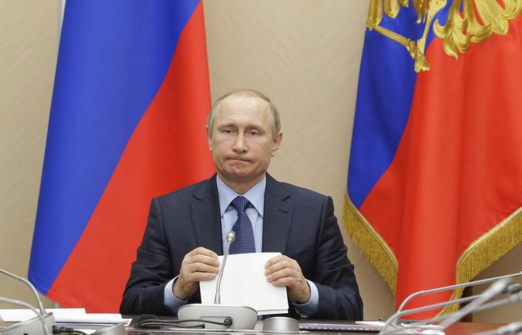 Путин забрал под свой контроль архивный фонд России— 500 миллионов дел