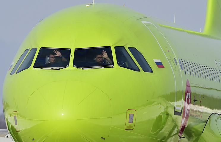 S7 Airlines будет первым в Российской Федерации эксплутантом самолетов Airbus A321neo