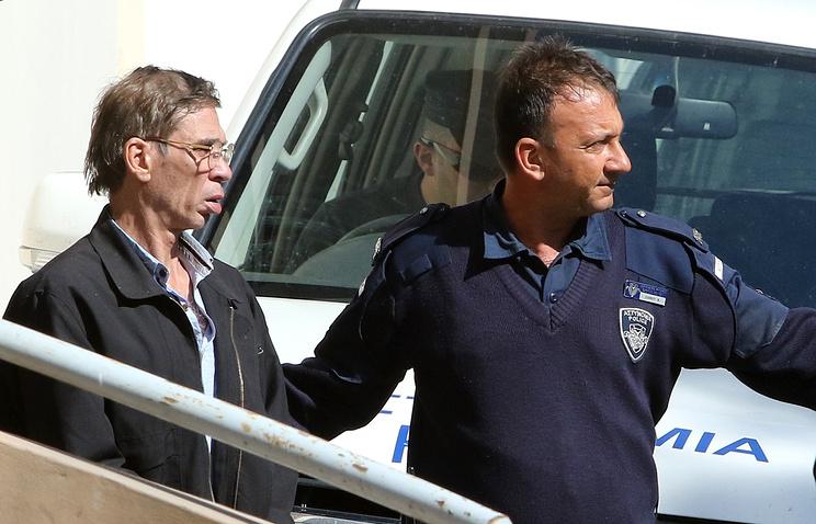 Угонщик египетского самолета просит убежище наКипре