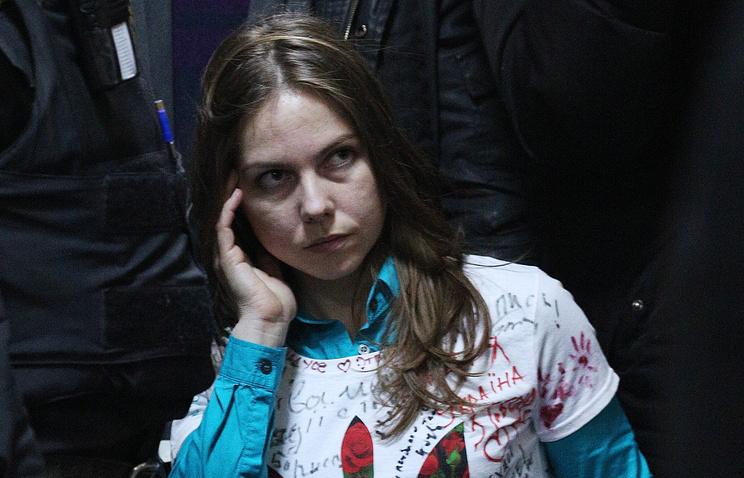 Вера Савченко